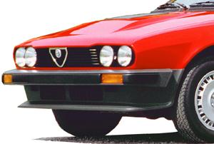 Alfetta, GTV & Giulietta