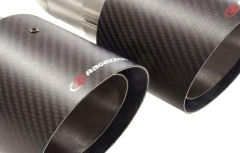 Sport Exhausts Quadrifoglio