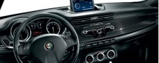 OE Alfa Real Carbon Trim For The Dashboard