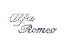Alfa Romeo Letters