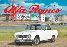 Alfa Romeo Calendar 2022