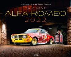 Alfa Romeo Passione Calendar 2022