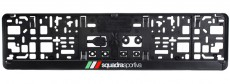 License Plate Holder / Surround Squadra Sportiva
