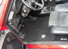 Alfa Romeo Floormat Set