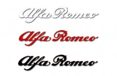 Alfa Romeo Scritte 100