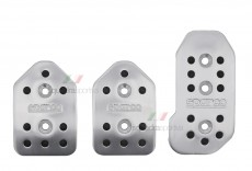 Sparco Aluminium Pedal Set Reflex
