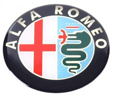 Alfa Romeo Wheel Sticker