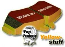 EBC Yellowstuff Sport Brake Pads - Front