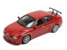 Alfa Romeo 156 GTAm Prova
