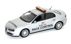 Alfa Romeo 159 Race Control