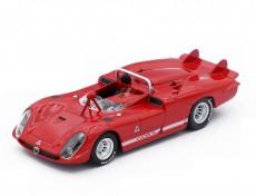 Alfa Romeo 33.3  - Le Mans 70 Prova