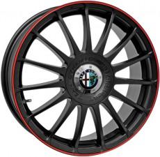 Rim Monza GT - Racing Black / Coloured Edge