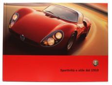 Alfa Romeo - Sportività e stile dal 1910
