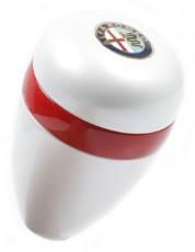 Gear Lever Knob Sportiva Evo Bianco