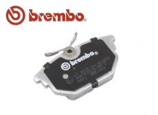 Brembo High Performance Sport Brake Pads - Rear