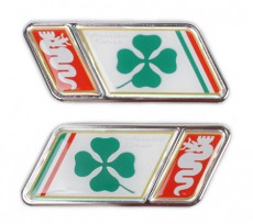 Assetto Corse Badge Set