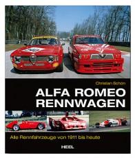Alfa Romeo Rennwagen - Alle Rennfahrzeuge von 1911 bis heute