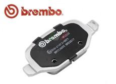 Brembo High Performance Sport Brake Pads - Rear Axle
