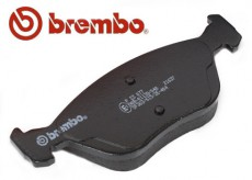 Brembo Brake Pads - Rear
