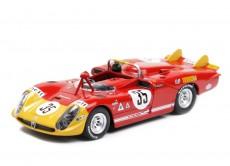 Alfa Romeo 33.3 Spider Le Mans 1970 Stommelen / Galli