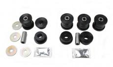 Black Series PU Suspension Bushes Set - Front Axle