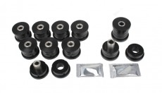 Black Series PU Suspension Bushes Set - Rear Axle