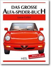 Das große Alfa-Spider-Buch