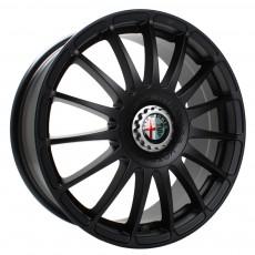 17 Rim Set Monza GT Racing Black