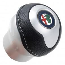 Gear Lever Knob Marano Nuovo Argento S