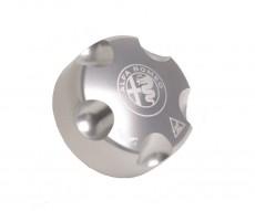 Aluminium Oil Filler Cap
