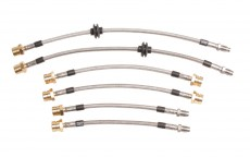 Steel Brake Pipe Set
