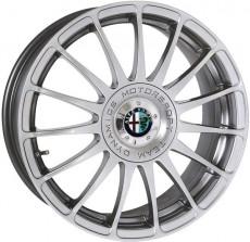 17 Felgensatz Monza GT - Silber