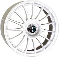 Rim Monza GT Racing White