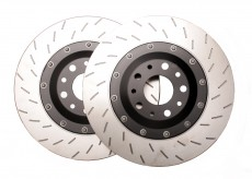 Alfa 4C Racing Brake Disc Set - Front