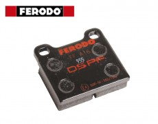 Ferodo DS Performance Brake Pads - Front