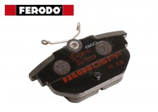 Ferodo DS Performance Brake Pads - Rear