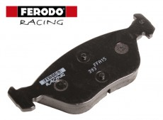 Ferodo DS 2500 Brake Pads - Front