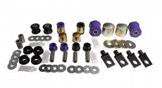 PU Suspension Bushes Set - Rear Axle