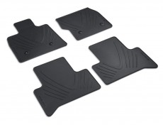 Original Alfa Stelvio Rubber Floormat Set