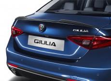 OE Alfa Giulia Carbon Bootlid Spoiler