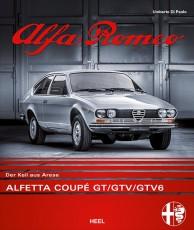 Alfa Romeo Alfetta Coupé GT/GTV/GTV6 - Der Keil aus Arese