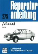 Reparaturanleitung Alfasud / ti / Sprint