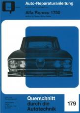 Reparaturanleitung Alfa Romeo 1750 - Berlina/GT Veloce/Spider Veloce