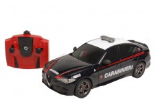 Alfa Romeo Giulia Quadrifoglio Carabinieri Radio Control
