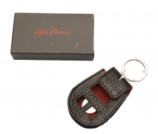 Leather Key Case - Pattern Collection