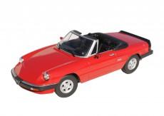 KK Scale Alfa Romeo Spider 2.0 1986