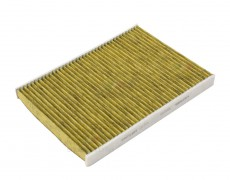 Cabin Pollen Carbon Filter With Polyphenol