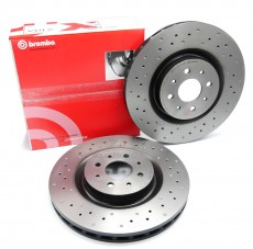 Brembo Brake Disc Set Xtra - Front