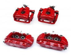 Caliper 4 Pcs Set For Alfa 4C - Red