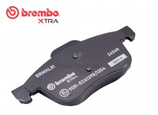 Brembo Xtra Brake Pads - Front
